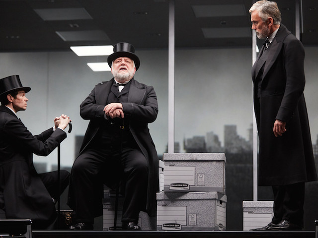 The Lehman Trilogy At Piccadilly Theatre: History By Numbers That Lets Us Be The Judge