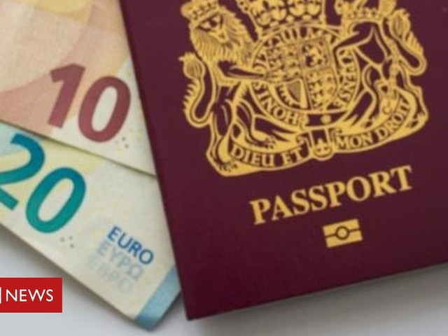 Pound boost for late winter holidaymakers