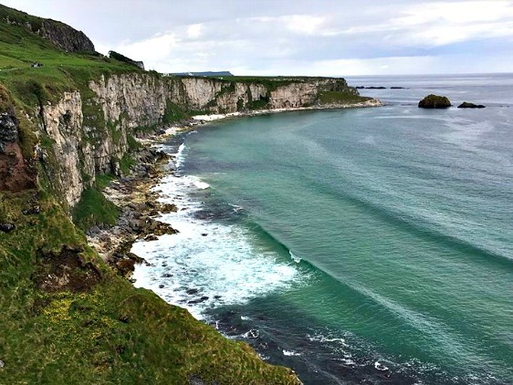 Pic of the Week: Rugged Coastline, Northern Ireland