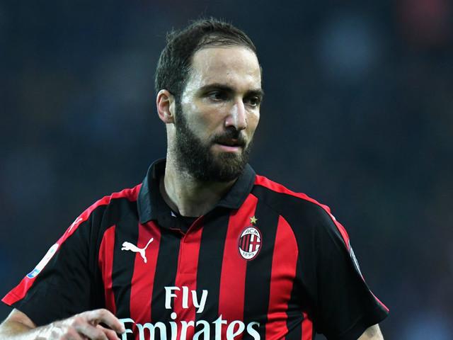 Premier League transfer news: Gonzalo Higuain, Jadon Sancho, Marcus Rashford