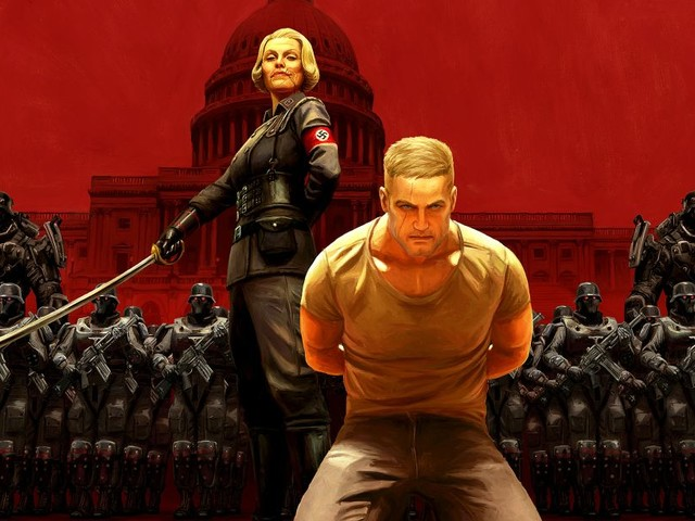 Wolfenstein 2: The New Colossus includes not only new characters but returning favorites