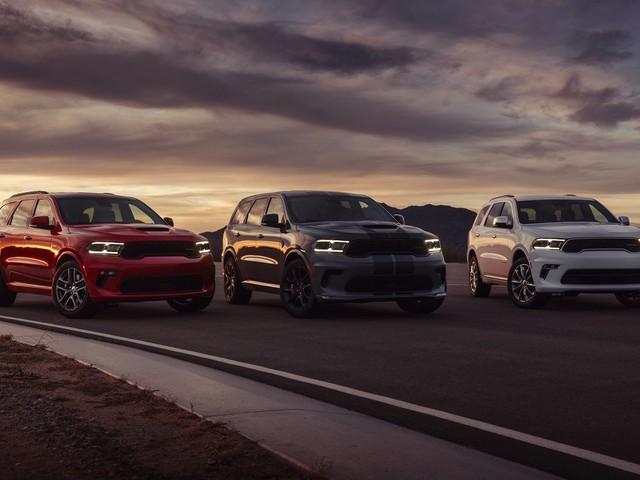 2021 Dodge Durango SRT Hellcat Brings 710 HP to the 3-Row SUV