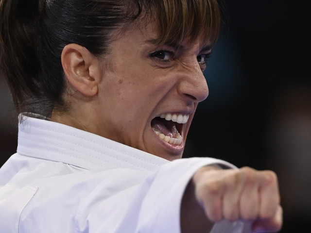 Sanchez the history-maker as karate makes highly-anticipated Olympic debut