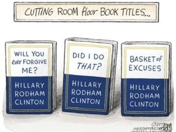Cutting Room floor Book Titles