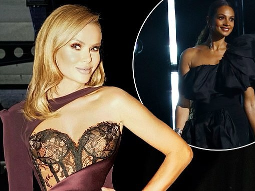 BGT EXC: Amanda Holden and Alesha Dixon 'in pay gap dispute with Simon Cowell and David Walliams'