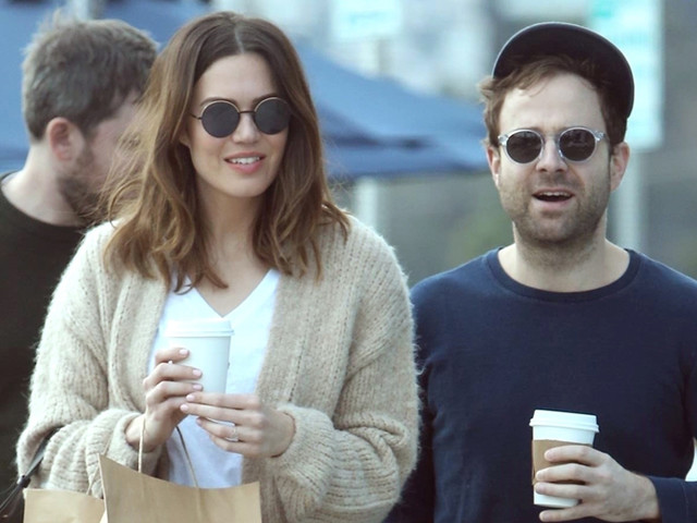 Mandy Moore & Fiance Taylor Goldsmith Enjoy Their Sunday Morning Together!