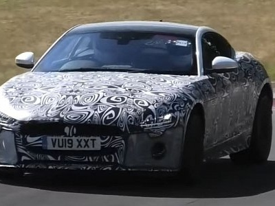 2021 Jaguar F-Type Nurburgring Captured on Video: Does It Sound Like a BMW?