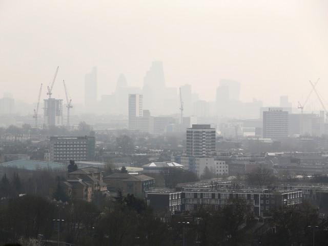 Toxic air 'will shorten children's lives by 20 months'