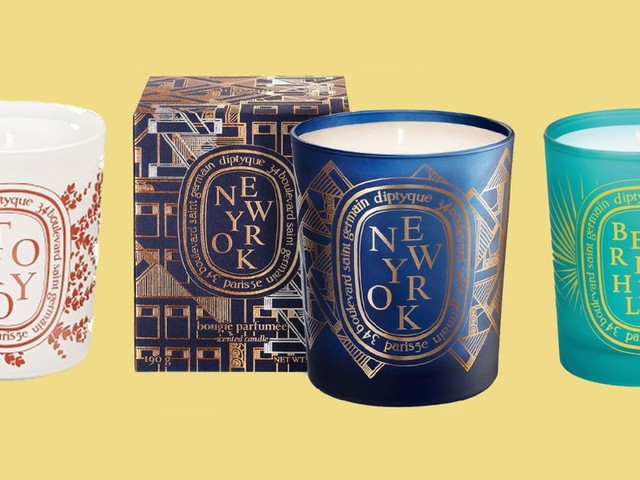 You can now buy candles that smell like your favorite cities, from Tokyo to NYC