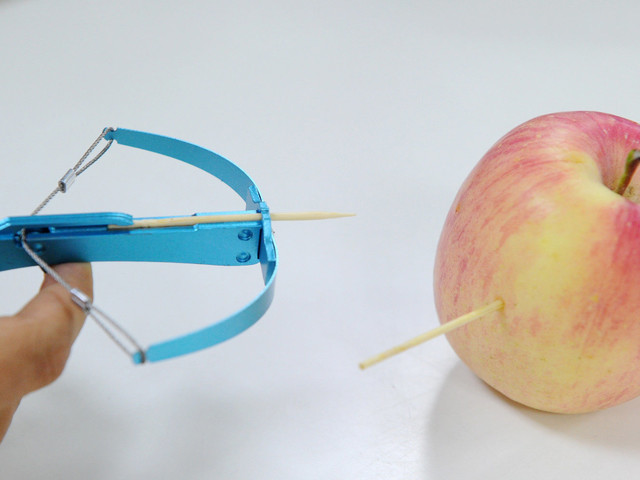 Toothpick Crossbow: The Worrying 'Toy' Trend From China Parents Need To Be Aware Of