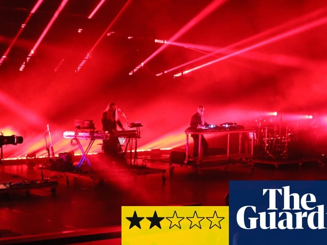 UNKLE review – James Lavelle's rock-star neediness stifles