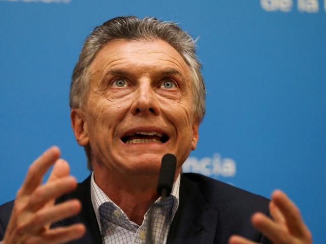 The IMF is sending a team to Argentina following the surprising election result that plunged its currency and crashed its stock market