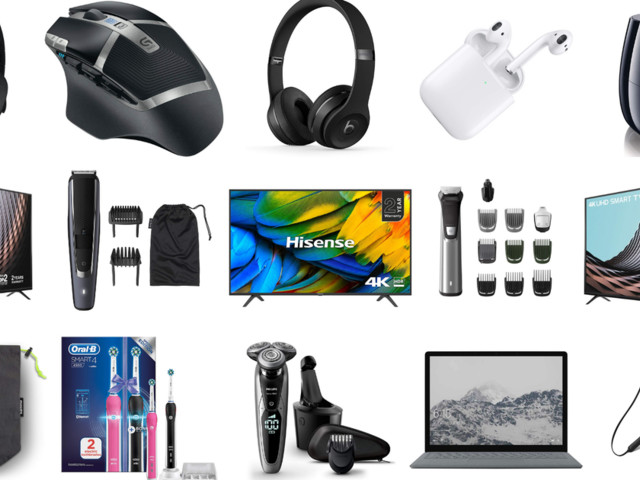 Apple AirPods, Samsung TVs, Beats headphones, Microsoft laptops, MacBooks, and more on sale for Aug. 14 in the UK