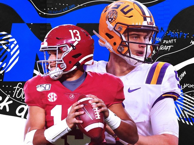 Here's our latest NFL mock draft after the College Football Playoff