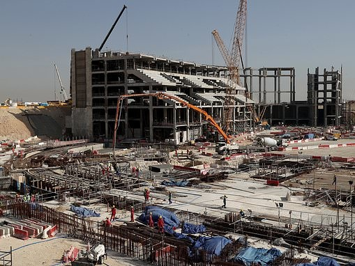 Qatar is not paying World Cup stadium workers, says Amnesty