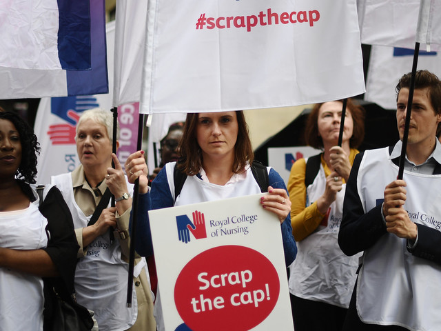 Tory Public Sector Pay Freeze Could Finally End After Seven Years, No10 Signals