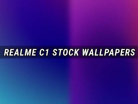 Download Oppo Realme C1 Stock Wallpapers Tech Anygatorcom