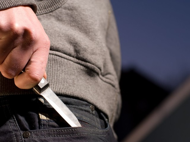 Nearly half charged with London knife deaths were past blade offenders
