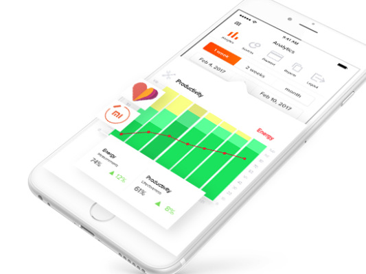 Welltory packs a lot of science into its app to measure your stress levels