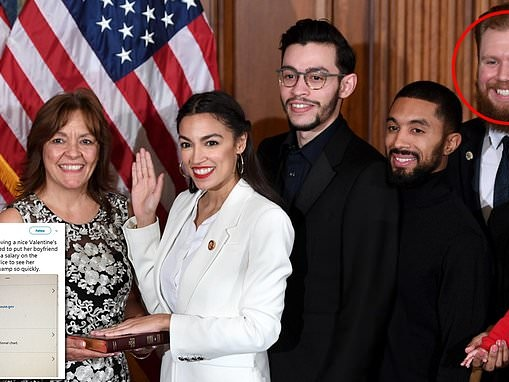 AOC under fire for giving her boyfriend a congressional email account to look at her calendar