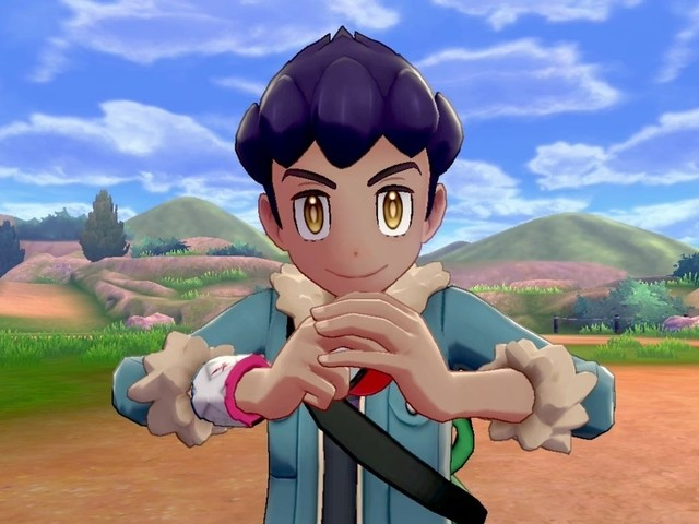 Hands on with the enchanting first two hours of Pokémon Sword and Shield
