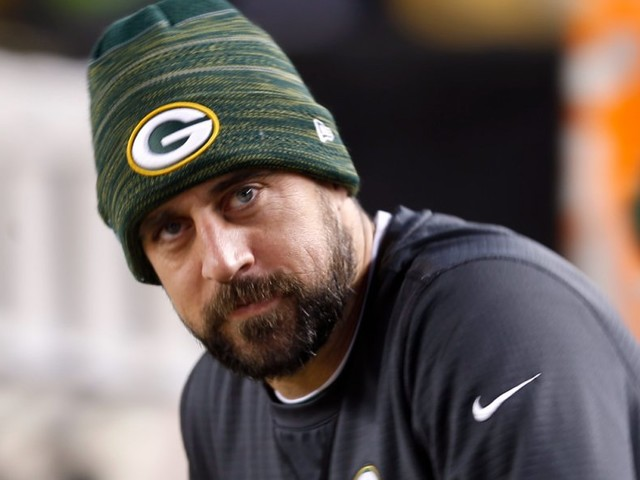 Aaron Rodgers and the Packers are reportedly at a crossroads as he tries to come back for a last-ditch playoff run