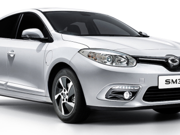 Renault Samsung Motors boosts range of new SM3 Z.E. by 57% to 233 km