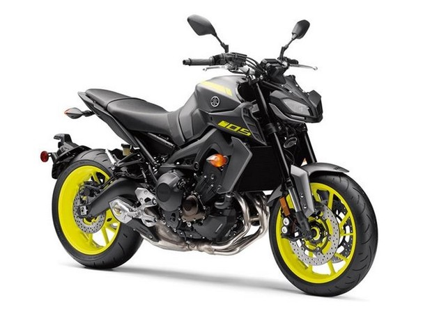2018 Yamaha MT-09 Launched, Priced At Rs. 10.88 Lakhs