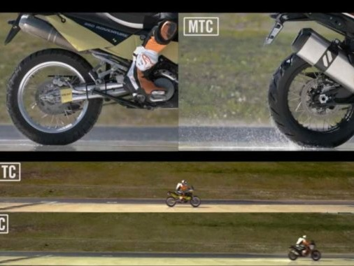 VIDEO: How KTM's Motorcycle Traction Control Makes You Faster And Keeps You Safe