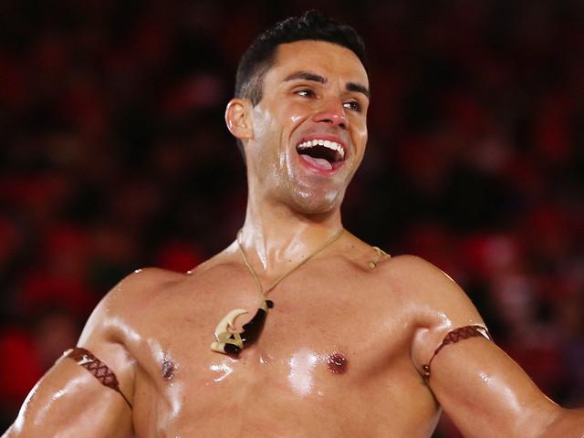 Tongan Flag Bearer Pita Taufatofua Reveals the 'Secret' to His Oily Skin!