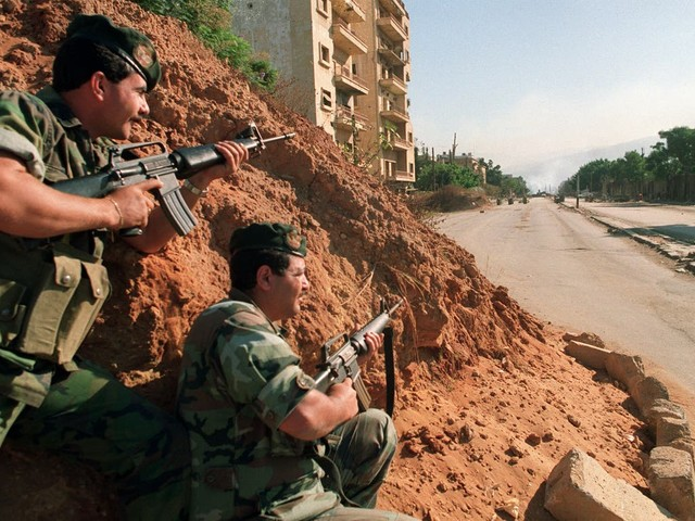 'See what the Syrians did': The aftermath of a massacre in Lebanon