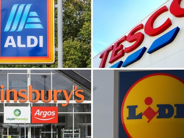 Tesco, Asda, Sainsbury's and Aldi respond to claims of children being banned