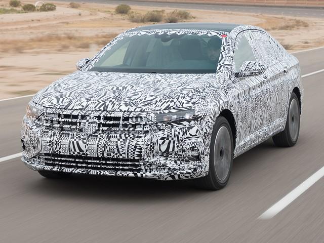 2019 Volkswagen Jetta Prototype Review: Der Neue Jetta
