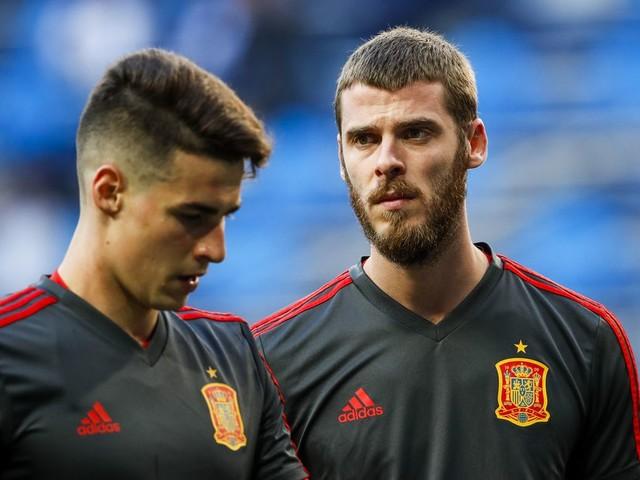 Arrizabalaga to battle De Gea, Pau Lopez for Spain No.1