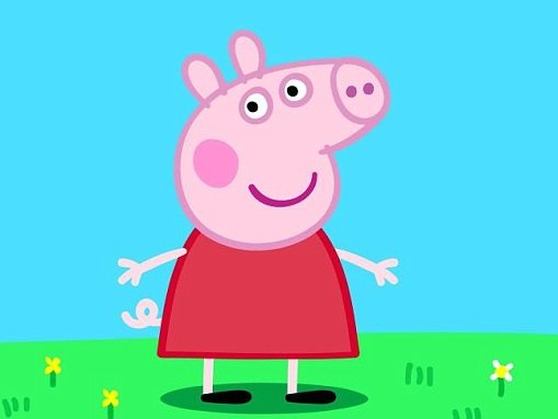 Why Chinese gangsters have Peppa Pig tattoos: Kids' TV favourite becomes an unlikely cult symbol