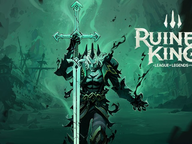 League of Legends turn-based RPG Ruined King is coming to PC and consoles early next year