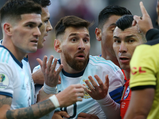 Sport shorts: Messi faces two-year ban, Murray confident of singles return, Wilder vs. Fury rematch is on