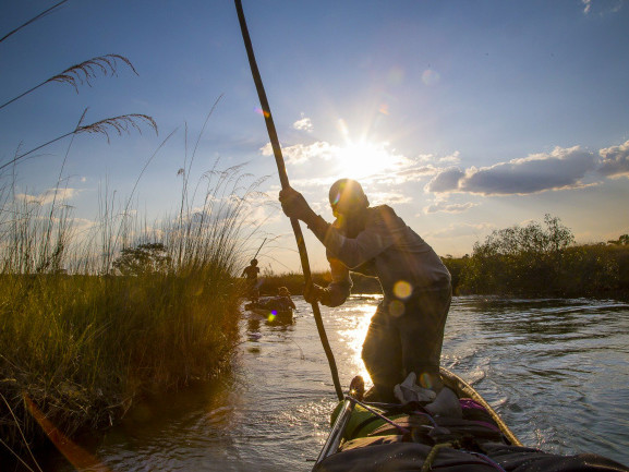 Exploring The Okavango Delta With The Man Desperately Trying To Save It
