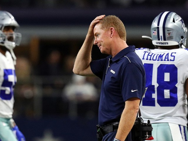 The Cowboys fooled us into believing in them