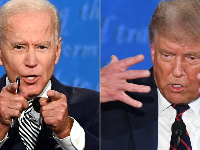 Trump and Biden prepare to face off in final debate - CNET