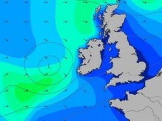 Heavy rain and strong winds on Saturday as Storm Ernesto hits Ireland