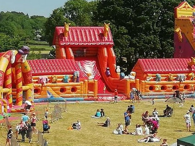 A giant inflatable theme park is coming to Bristol and it sounds seriously fun