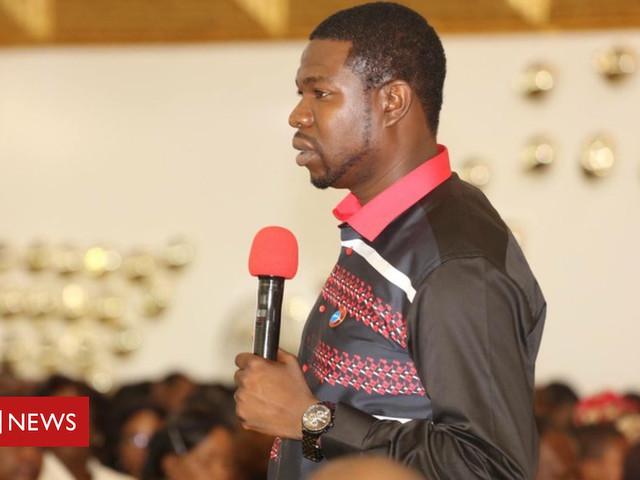 Zimbabwe pastor Walter Magaya convicted over 'HIV cure'