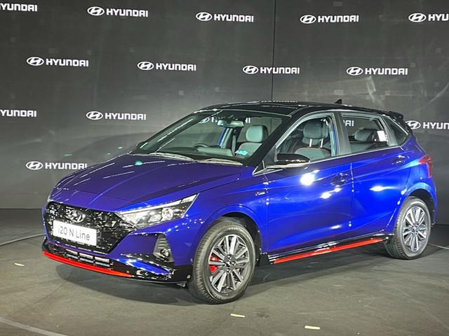 Hyundai i20 N Line India bookings open