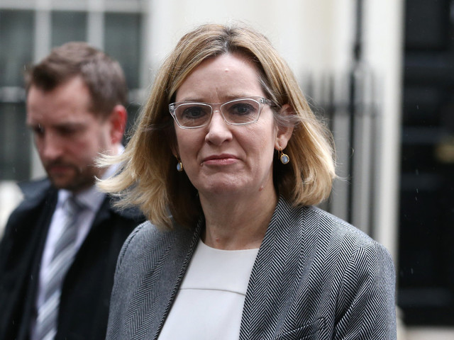 NHS Cyber Attack: Home Secretary Amber Rudd Urges Hospitals To Upgrade Their Computer Systems