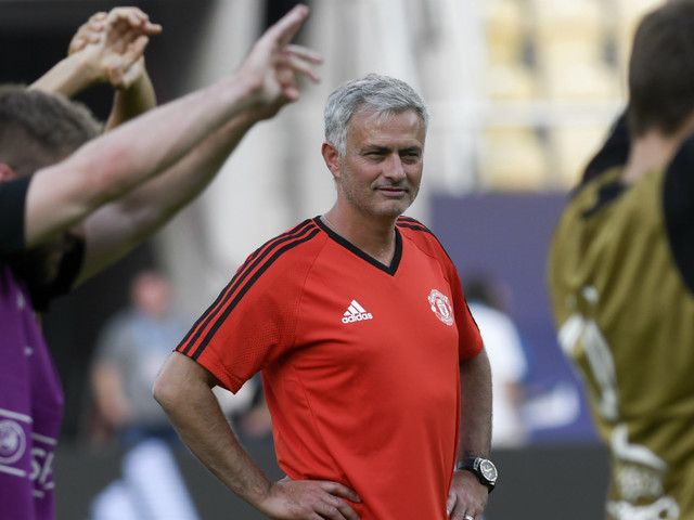Man Utd vs Real Madrid: Will Mourinho come out on top?