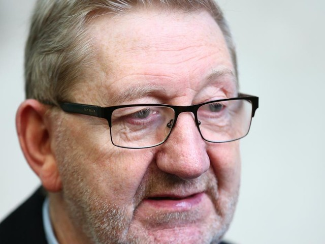 Unite chief Len McCluskey fires warning shot over Labour anti-Semitism payout