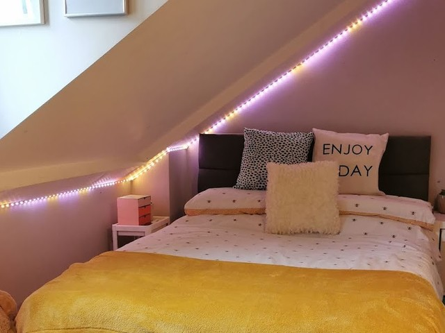 A Room fit for a Teenager with The Fine Bedding Company