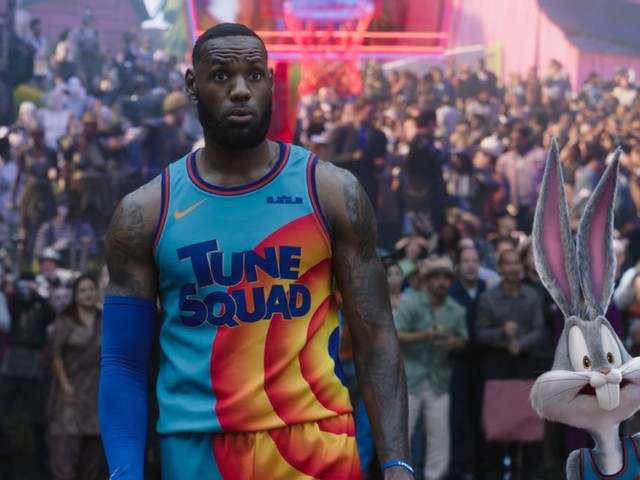 'Space Jam 2' Review: LeBron James Nets Nothing in Overstuffed Sequel