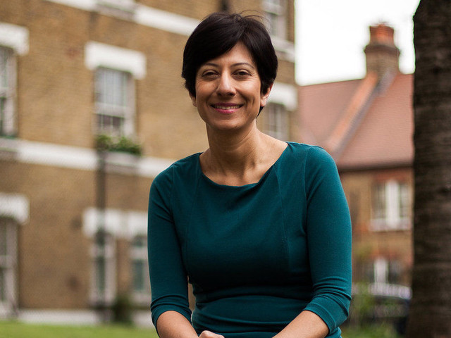 Meet Katie Ghose, The Women's Aid Executive Fighting For The Futures Of Those Fleeing Abuse
